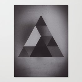 2try Canvas Print