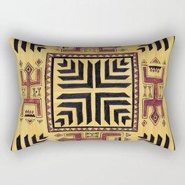 Southwest Shaman Tile Rectangular Pillow