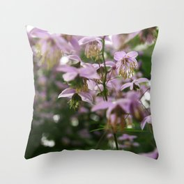 Seattle 1 Throw Pillow