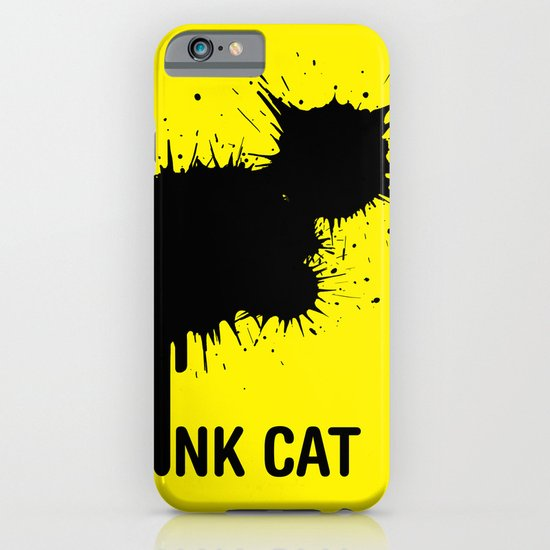 INK CAT iPhone & iPod Case