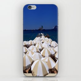 Shady Cannes iPhone Skin