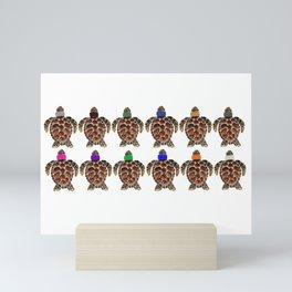 Turtlenecks Mini Art Print