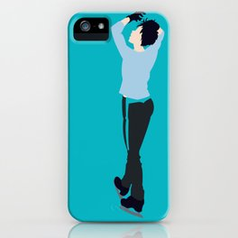 Yuuri Katsuki Minimalism iPhone Case