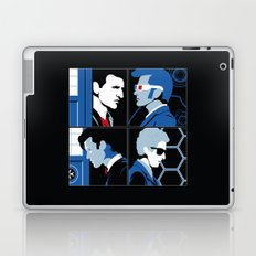 The 4 Doctors (2005-2018) Laptop & iPad Skin
