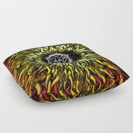 dárakor, exotica series Floor Pillow