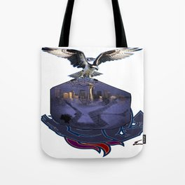 THAT HAWK! Tote Bag