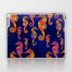 C13D SEAHORSE PATTERN Laptop & iPad Skin
