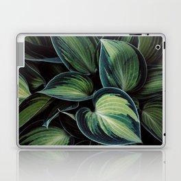 Tropical Leaves III Laptop & iPad Skin