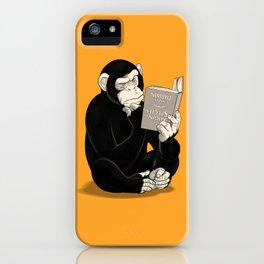 Origin of Species iPhone Case