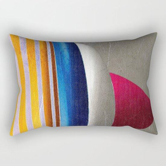 Superkreisel Rectangular Pillow