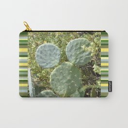 Mickey Cactus | Greek Nature Carry-All Pouch