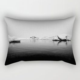 Elements of simplicity Rectangular Pillow