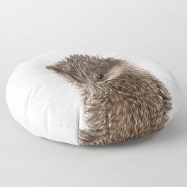 Bubble Gum Baby Otter Floor Pillow