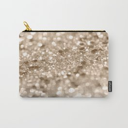 Gold Lady Glitter #2 #shiny #decor #art #society6 Carry-All Pouch
