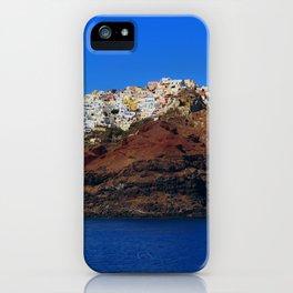 Santorini 22 iPhone Case
