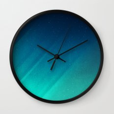 Translucent Sky [ Abstract ] Wall Clock