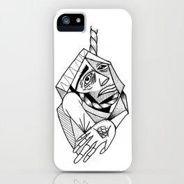 Judas Iscariot iPhone Case