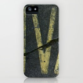 PRIVATO iPhone Case