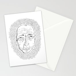I Don't Like Anyone and Nothing Interests Me Stationery Cards