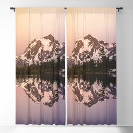 The Gift - Mt. Shuksan Blackout Curtain
