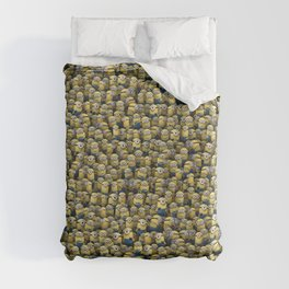 Army of little lamps Duvet Cover
