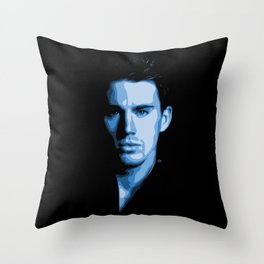 Channing Tatum Throw Pillow