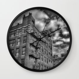 Office Equipment Wall Clock