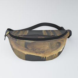 Round airship Fanny Pack
