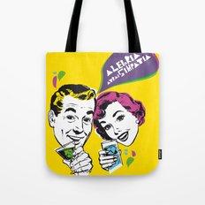 Alegria  Tote Bag