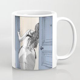 asc 690 - Le service en chambre (You rang?) Coffee Mug