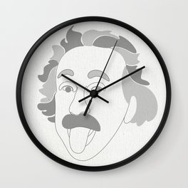 ben is back Wall Clock