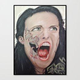 painless Canvas Print