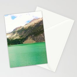 Turquoise Escape Stationery Cards