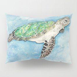 Sea Turtle Pillow Sham