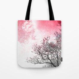 Lookup: Tree Tote Bag