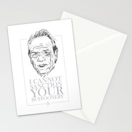 Tommy to Jim Stationery Cards