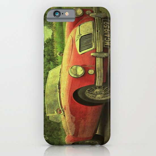 Top Down iPhone & iPod Case
