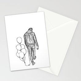 Wasted Youth Stationery Cards