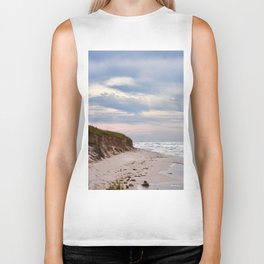 Michigan beach Biker Tank
