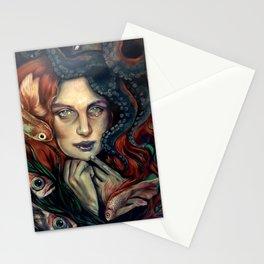 Mermaid Tears Stationery Cards