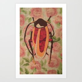 Insect 001 Art Print