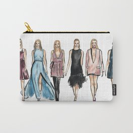 On the Runway Carry-All Pouch