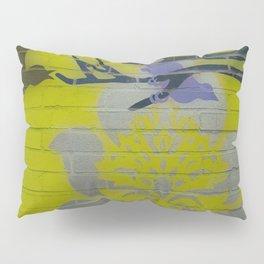Wall Art Remix Yelllow Pillow Sham