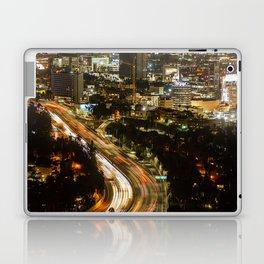 Los Angeles Night Laptop & iPad Skin