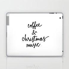 Coffee & christmas Laptop & iPad Skin