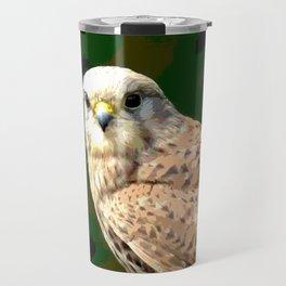 Falcon kestrel Travel Mug