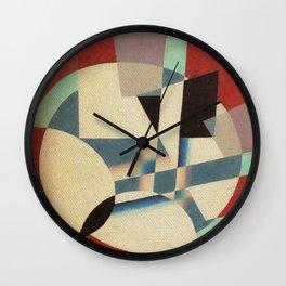 Construction of Delirium Wall Clock