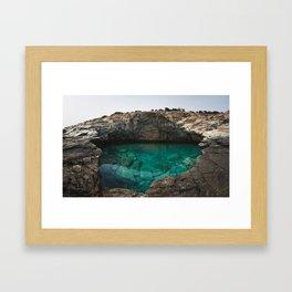 Giola Framed Art Print