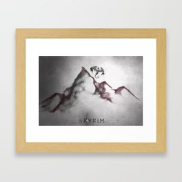 &destiny Framed Art Print
