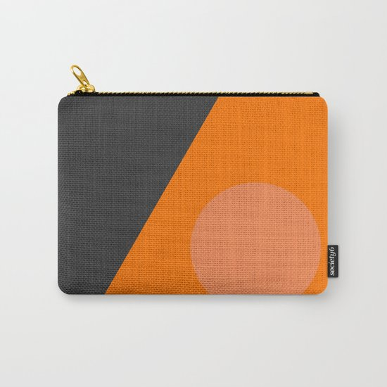 Untitled #Abstrct Carry-All Pouch